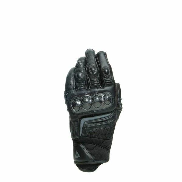 DAINESE Rękawice Skórzane Damskie Krótkie Carbon 3 Black