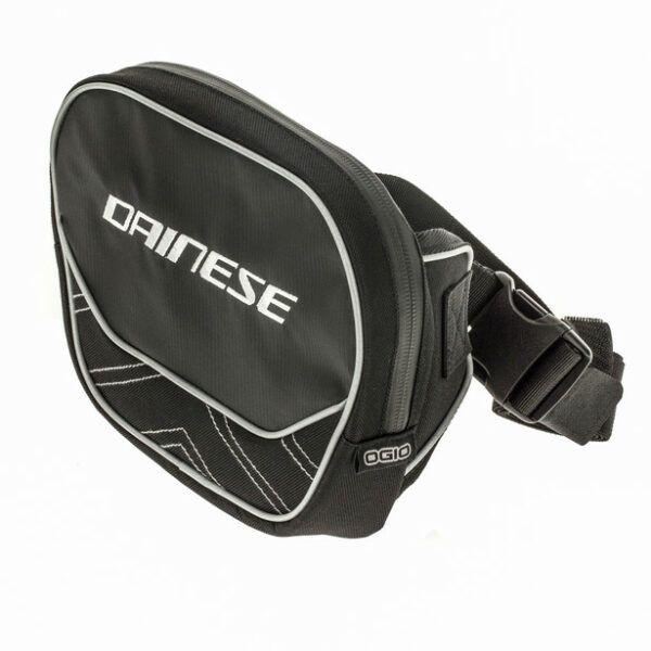 DAINESE Saszetka Motocyklowa Unisex Waist Bag Stealth Black