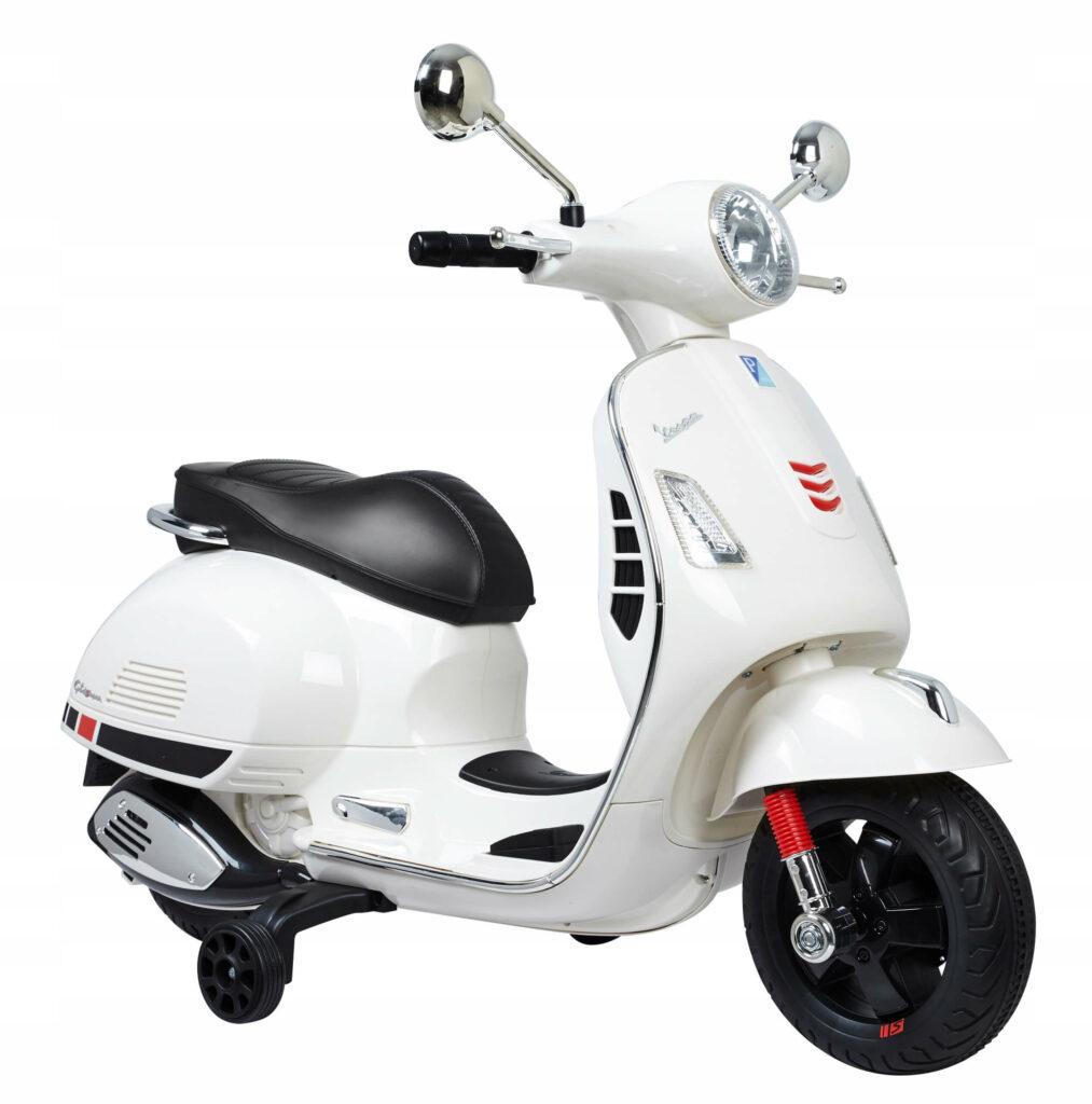VESPA elektryczny skuter dla dzieci