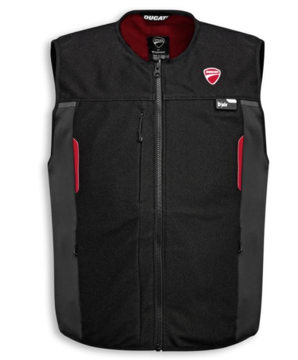 DUCATI Smart Jacket Kamizelka z poduszką
