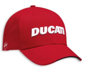 DUCATI 2.0 Company Czapka Z Daszkiem