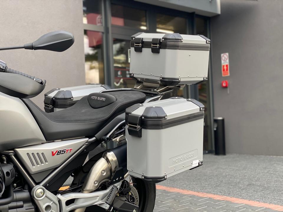 MOTO GUZZI V85 Touring Pack Zestaw