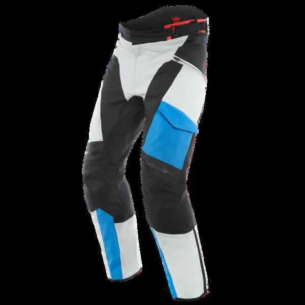 DAINESE Spodnie Tekstylne Męskie Tonale D-dry Glacier Grey/Blue
