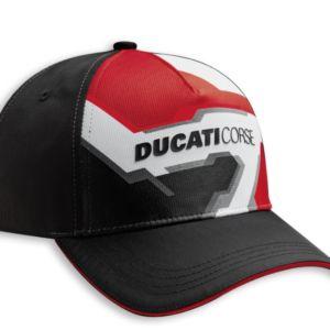 DUCATI Czapka Z Daszkiem Racing Spirit