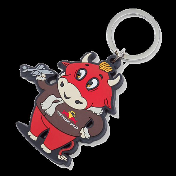 RED BULL Brelok Do Kluczy The Flying Bulls Mascot