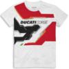 DUCATI Koszulka Racing Spirit Dziecięca