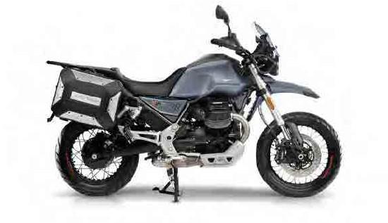 MOTO GUZZI V85 TT Urban Pack Zestaw