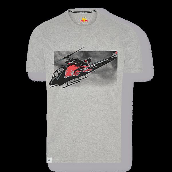 RED BULL TFB Cobra T-Shirt Grey Koszulka Męska