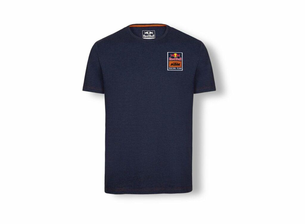 RED BULL KTM Mosaic T-shirt Granatowy S