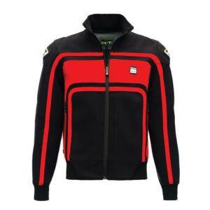 BLAUER Kurtka Tekstylna Easy Rider Czarno/Czerwona