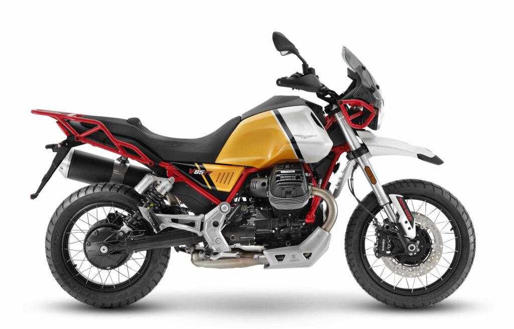 MOTO GUZZI V85 TT Evocative 2021 Euro5