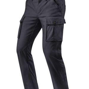 REVIT Spodnie Jeansowe Męskie Cargo Black