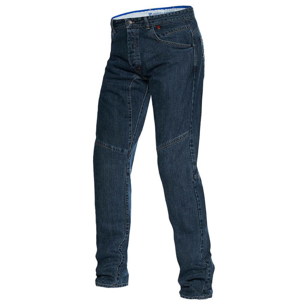 DAINESE Spodnie Jeansowe Męskie Prattville Regular Dark Denim