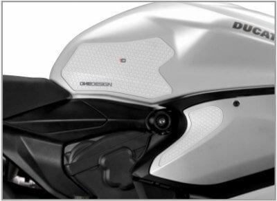 PRINT Stompgrip HDR Ducati Panigale 899/959/1199/1299 Przezroczysty