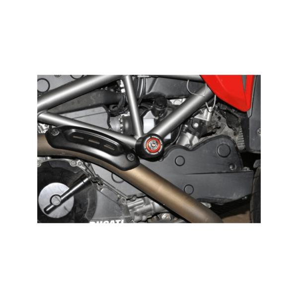 WOMET-TECH Crash Pady Ramy Ducati Hypermotard 821/Hyperstrada