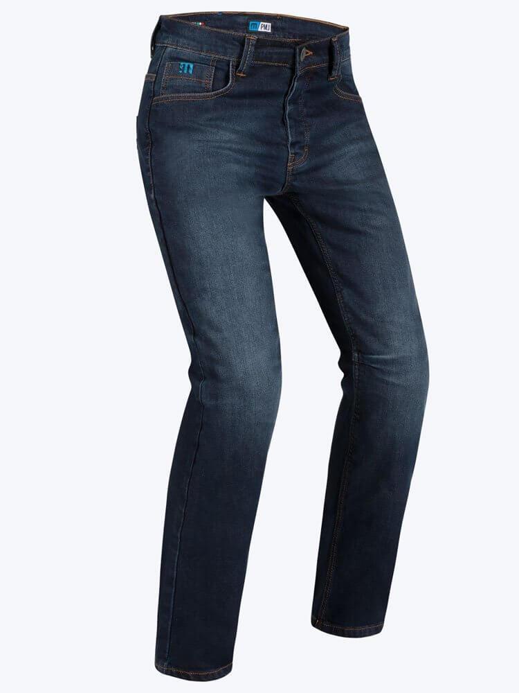 PMJ Spodnie Jeansowe Męskie Voyager Blue Short
