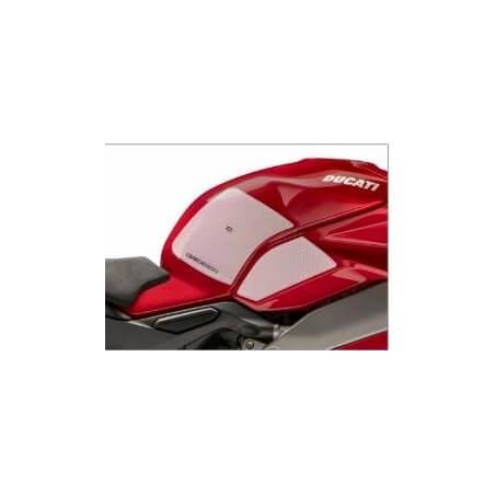 PRINT Stompgrip HDR Ducati Panigale V4 2018 Przezroczysty