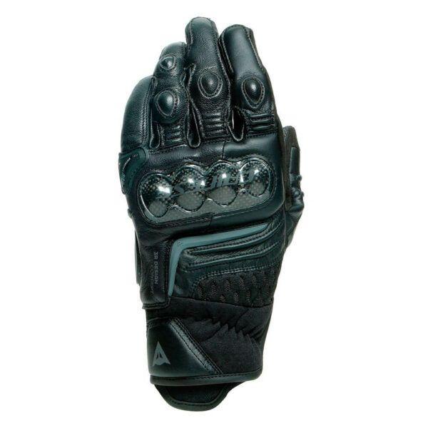 DAINESE Rękawice Skórzane Męskie Krótkie Carbon 3 Black