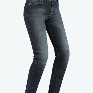 PMJ Spodnie Jeansowe Damskie New Rider Blue