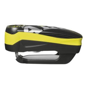 ABUS Blokada Tarczy Hamulcowej Detecto 7000 RS1 Pixel Yellow