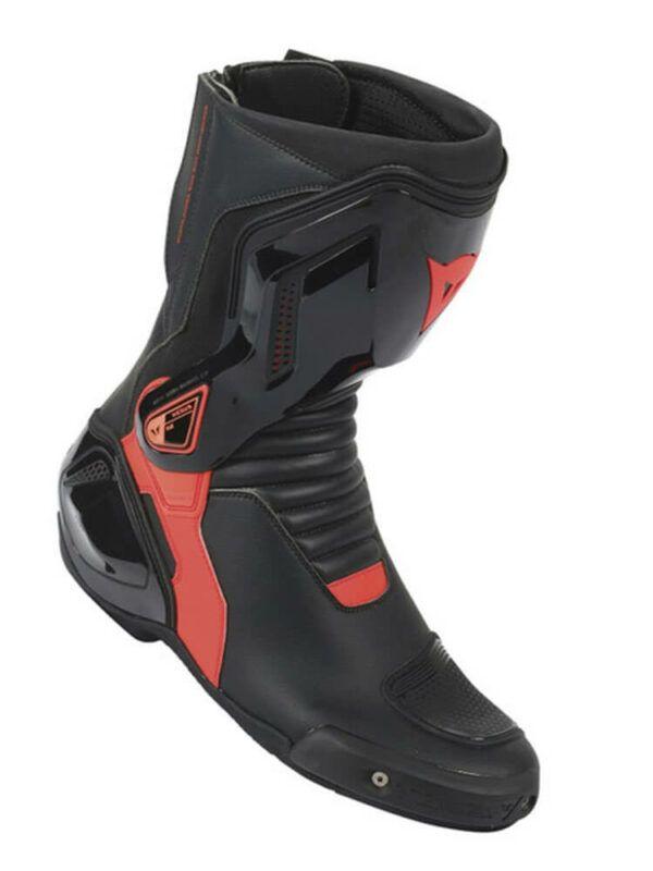 DAINESE Buty Sportowe Męskie Nexus Black/Fluo Red