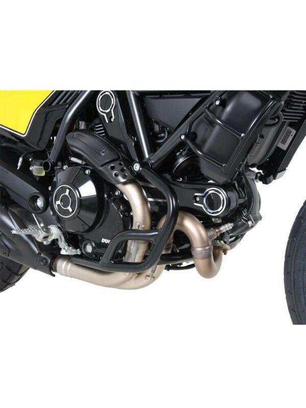 HEPCO&BECKER Gmole Ducati Scrambler 800 Czarne