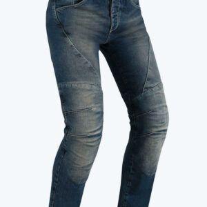 PMJ Spodnie Jeansowe Męskie Dallas Blue