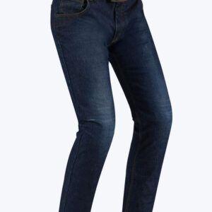 PMJ Spodnie Jeansowe Męskie Deux Blue Short