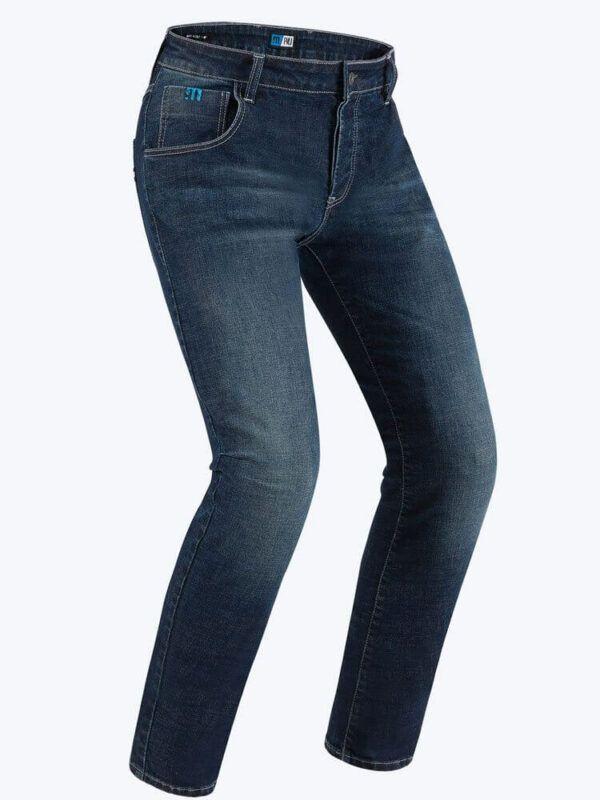 PMJ Spodnie Jeansowe Męskie New Rider Blue