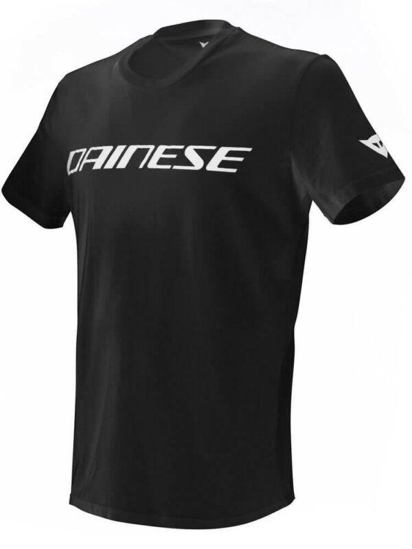 DAINESE T-Shirt Damski Logo Black