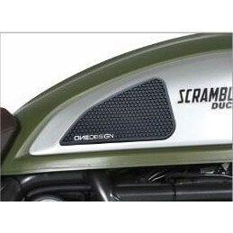 PRINT Stompgrip HDR Ducati Scrambler 2015/2018 Czarny