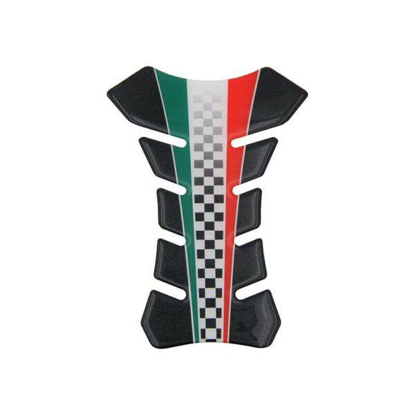 LIGHTECH Tankpad Włoska Flaga Uniwersalny