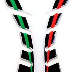 LIGHTECH Tankpad Włoska Flaga II Uniwersalny
