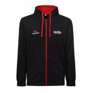APRILIA Bluza Męska Racing Black