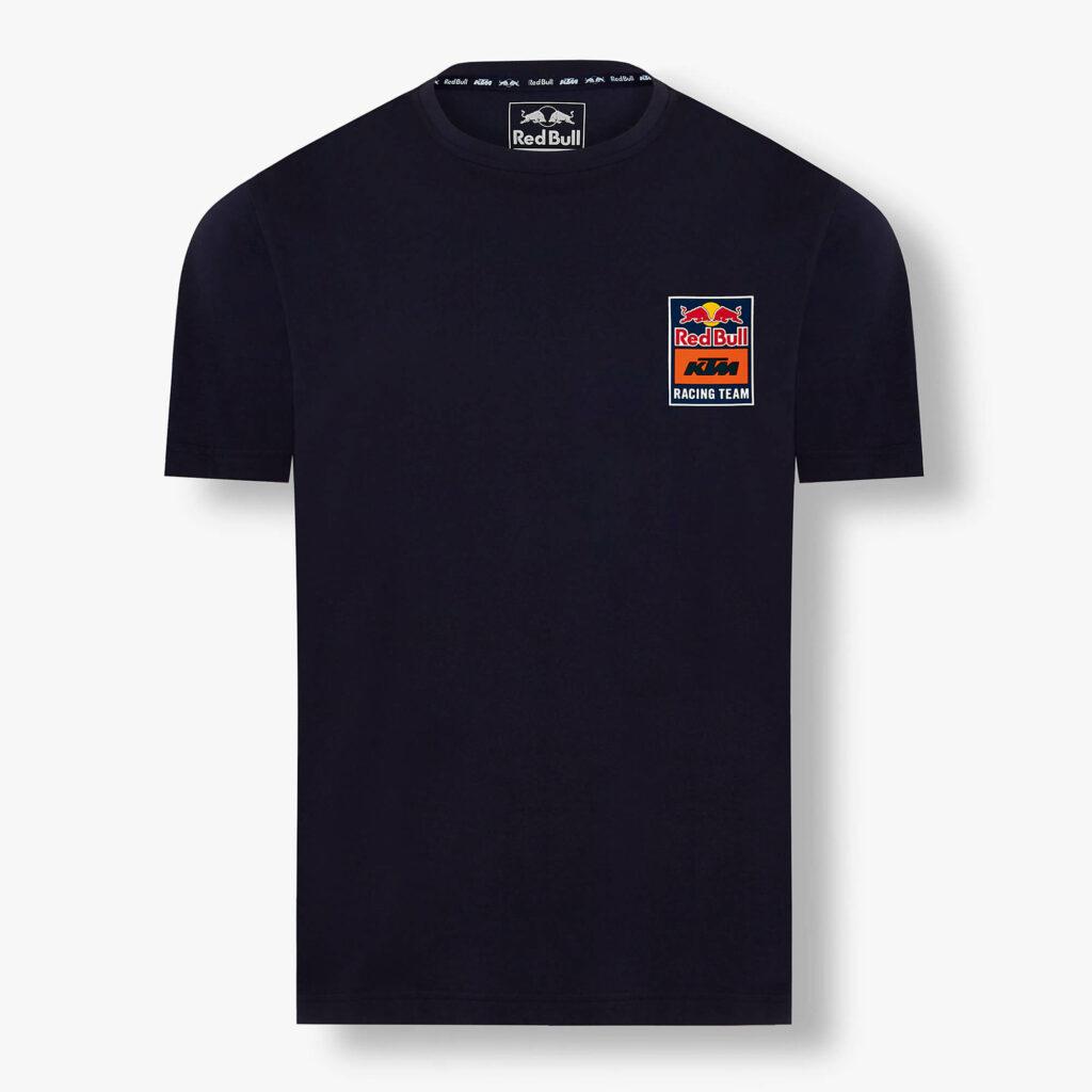 RED BULL T-Shirt Męski KTM Backprint Navy 2021