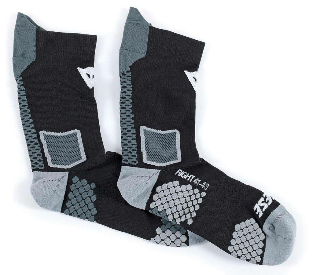 DAINESE Skarpety Średnie Unisex D-Core Black