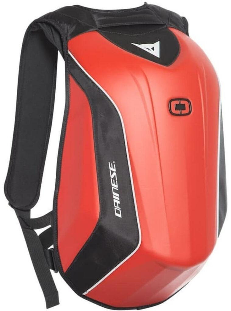 DAINESE Plecak D-Mach Fluo Red
