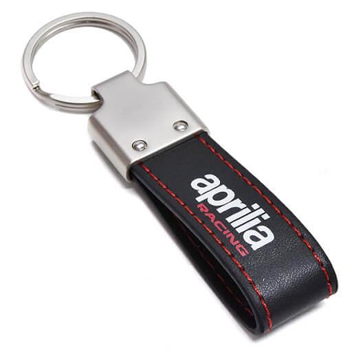 APRILIA Brelok Do Kluczy Premium Keychain Black