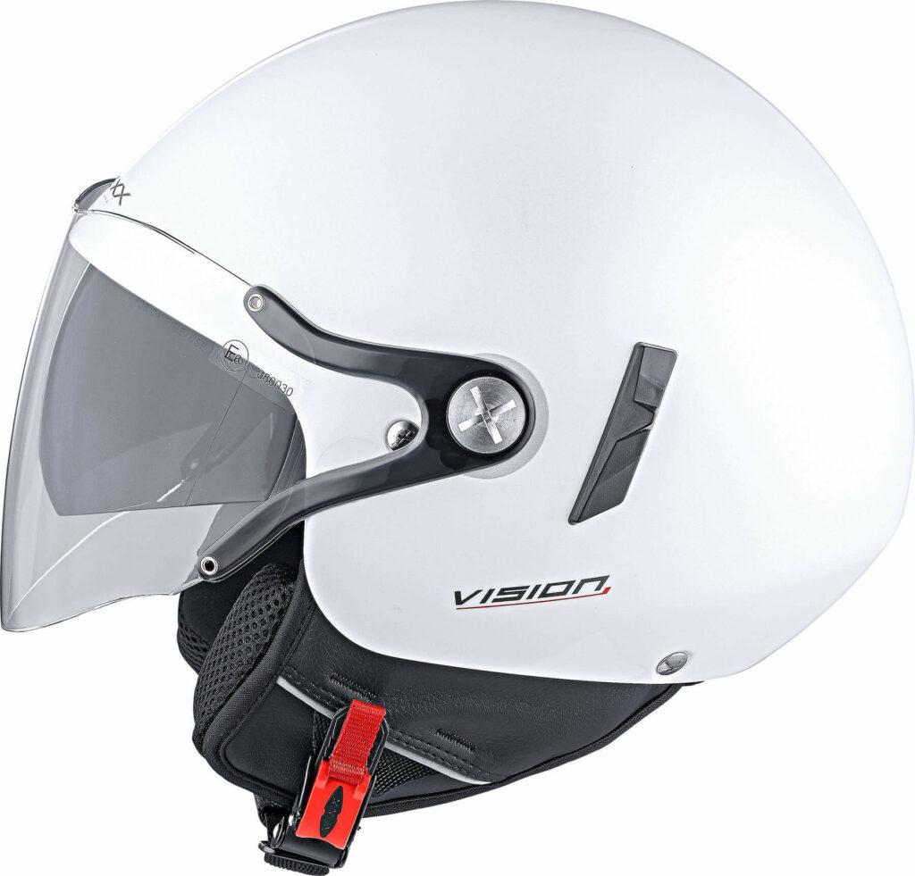 NEXX Kask Otwarty SX 60 VF2 White