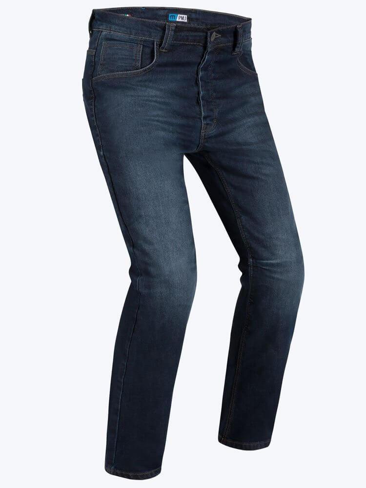 PMJ Spodnie Jeansowe Męskie Jefferson Blue
