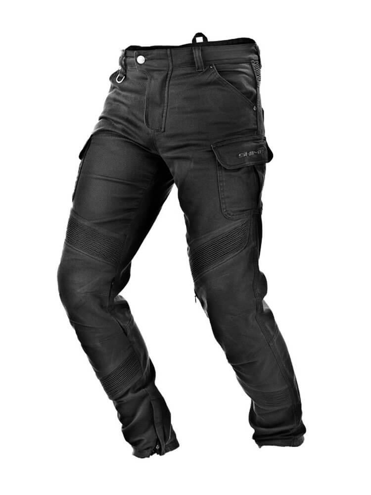 SHIMA Spodnie Jeansowe Męskie Giro Black