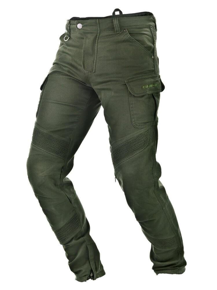 SHIMA Spodnie Jeansowe Męskie Giro Khaki