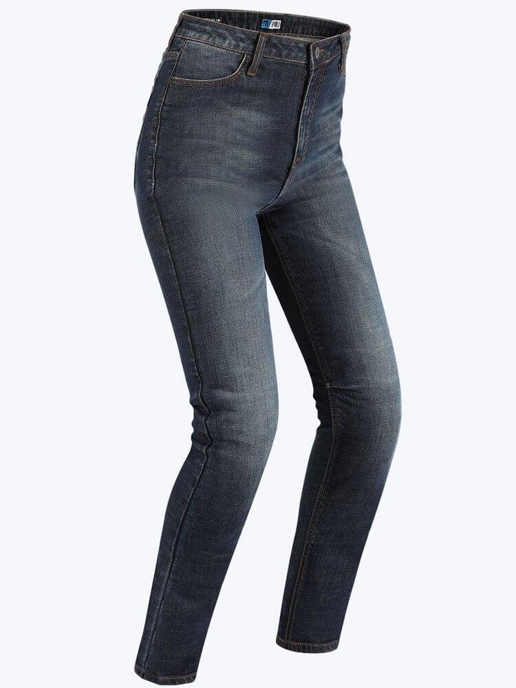 PMJ Spodnie Jeansowe Damskie Sara Blue