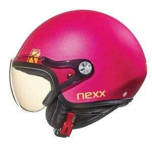 NEXX Kask Otwarty Dziecięcy SX 60 K Pink