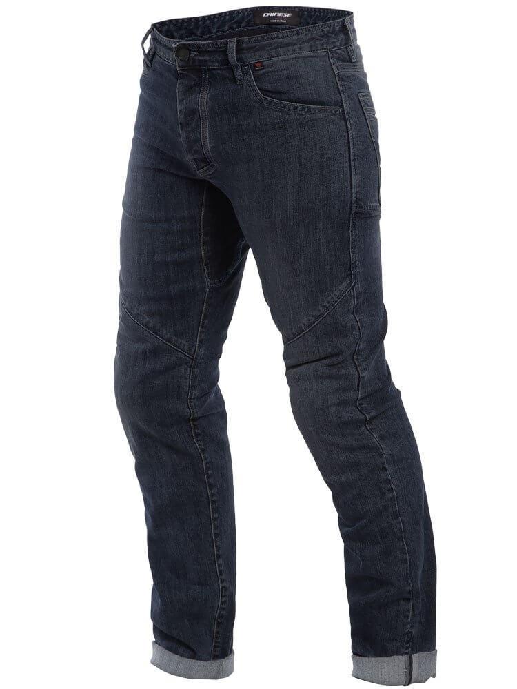 DAINESE Spodnie Jeansowe Męskie Tivoli Dark Denim