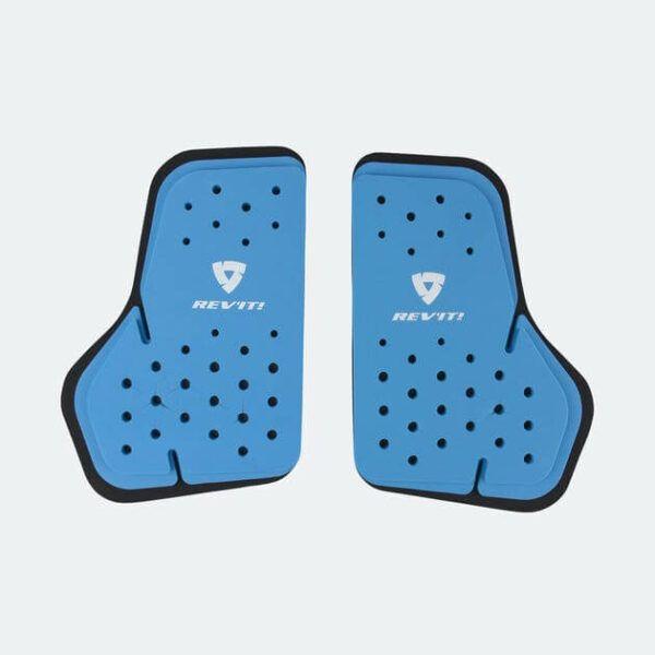 REVIT Podwójny Ochraniacz Klatki Piersiowej Seesoft Blue