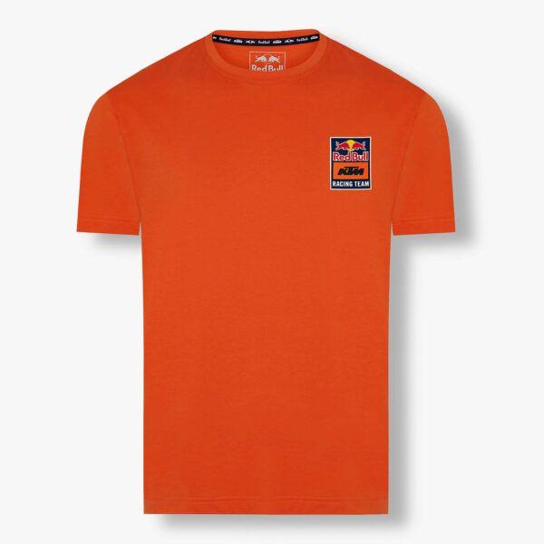 RED BULL T-Shirt Męski KTM Backprint Orange 2021