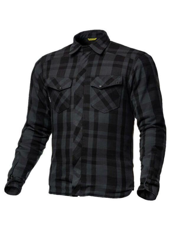 SHIMA Koszula Motocyklowa Męska Renegade Black