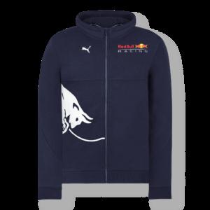 RED BULL Bluza Z Kapturem Męska Apex 2021 Navy