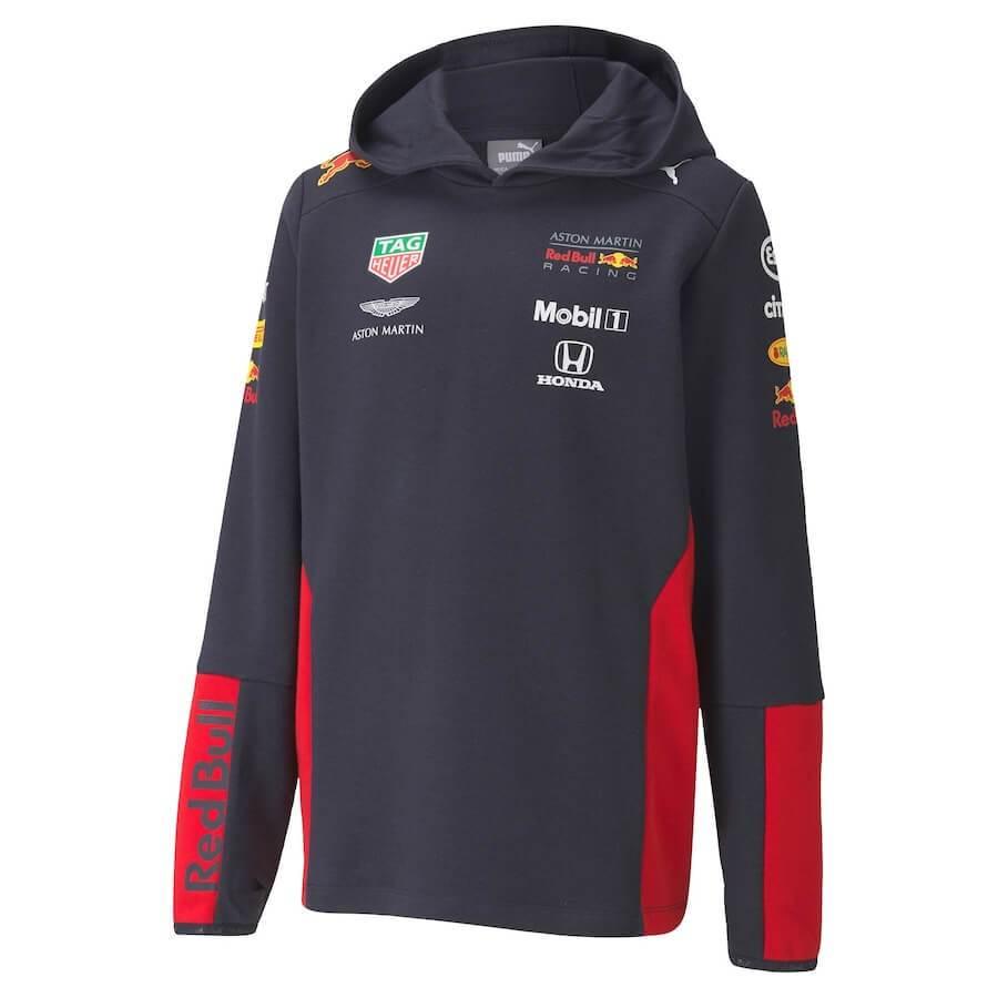 RED BULL Bluza Z Kapturem Dziecięca Racing Official Teamline